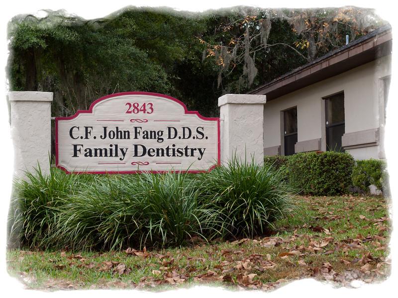 Dentist, Dr. Fang's Office in Ocala