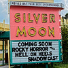 Silver Moon Marqee