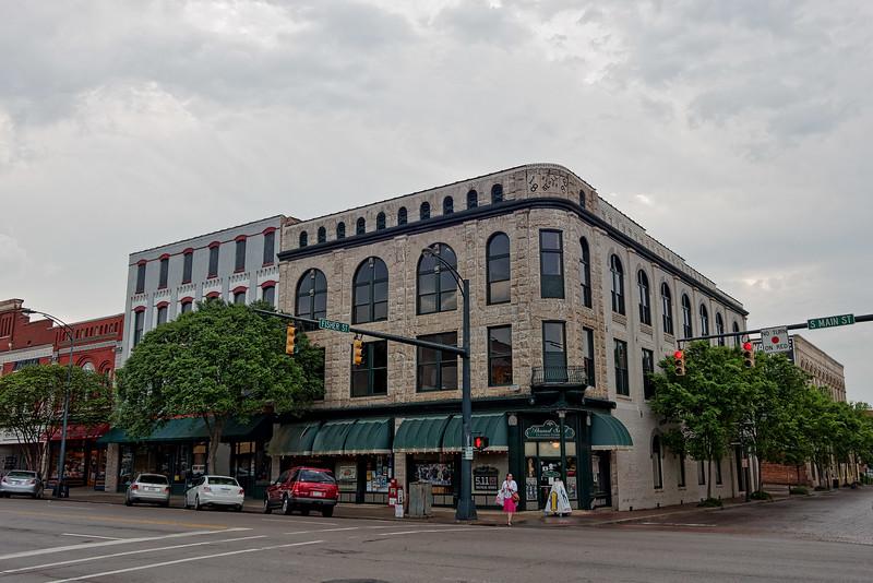 Bell Block Building