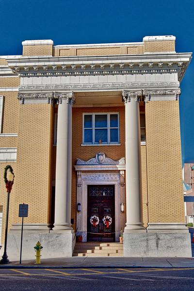 Hillsboro State Bank Building