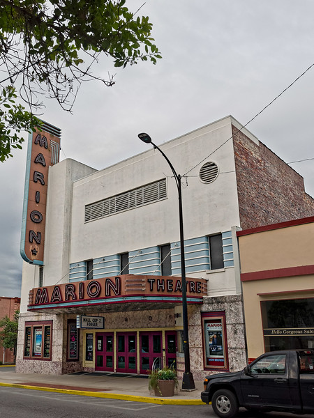Marion Theater in Ocala