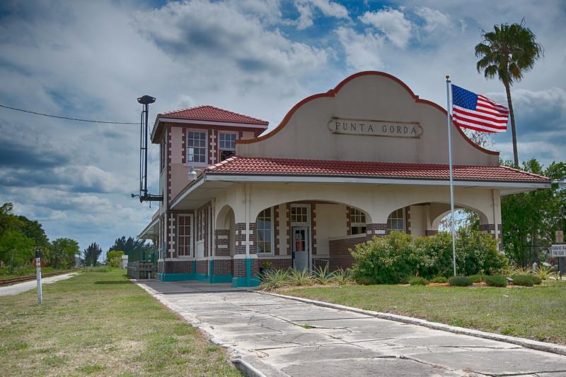 Punta Gorda Railroad Depot