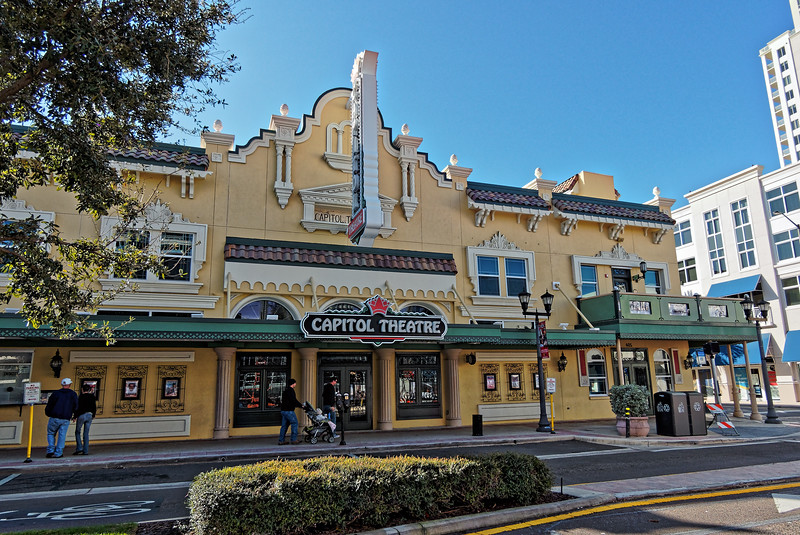 Capitol Theater in Clearwater Florida