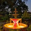Fountain on Brandon Holiday Inn Express Patio