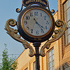 Griffith Jewelers Clock
