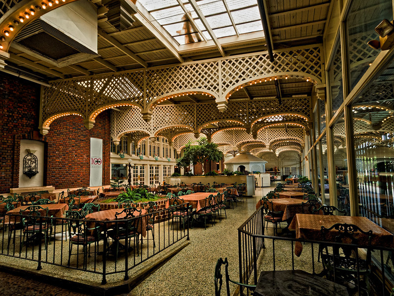 Chattanooga Choo Choo Dining Area