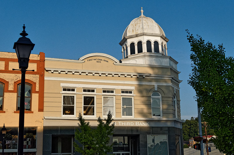 Former Marion First National Bank