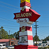 Beacon Drive-In Sign in Spartanburg