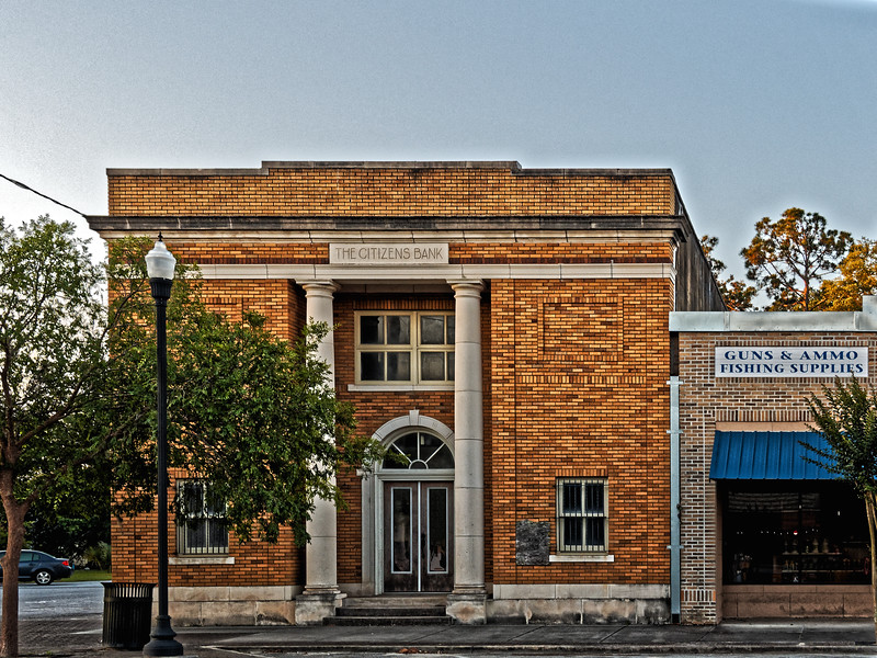 The Citizens Bank, Folkston, Georgia