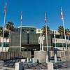 Commemorative Plaza at the Shriners' International Headquarters