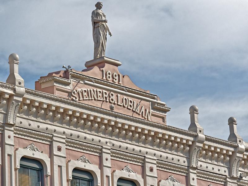 Montgomery's Steiner & Lobman Building