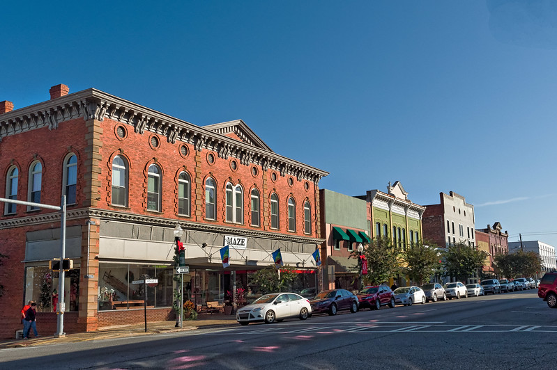 Downtown Americus