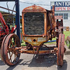 Antique McCormick Deering Tractor in Waldo