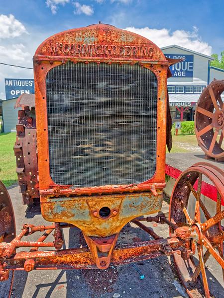 McCormick-Deering Tractor Radiator