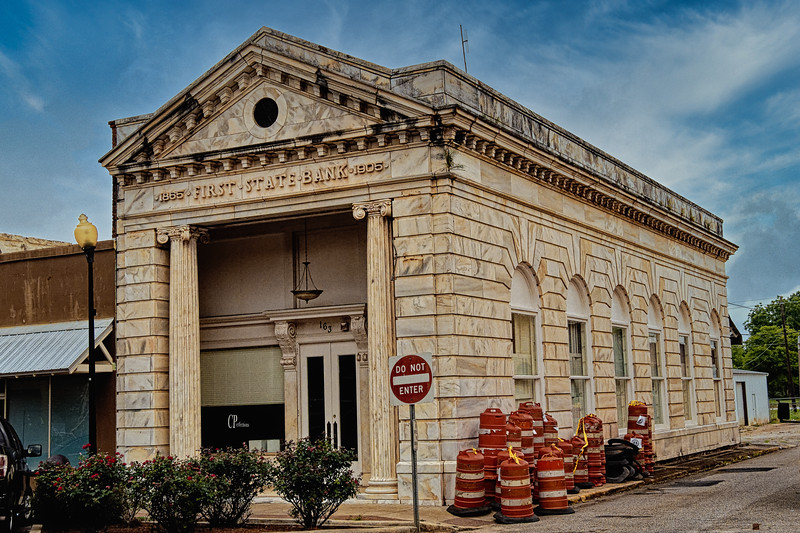 First State Bank, Dawson, Georgia