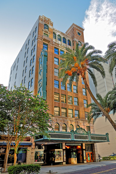 Tampa Theatre Building