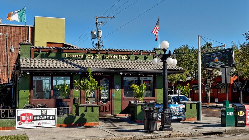 You'll Find an Irish Pub Anywhere!