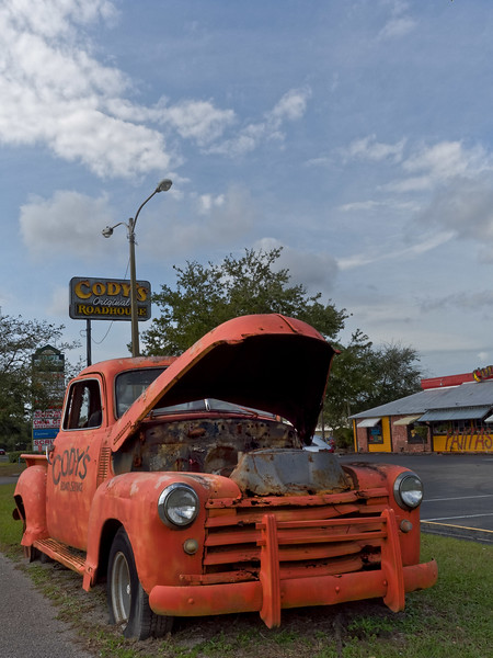 Chevrolet Pickup Truck Outsite Cody's Original Roadhouse