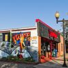 Pizza Boyz Restaurant Mural