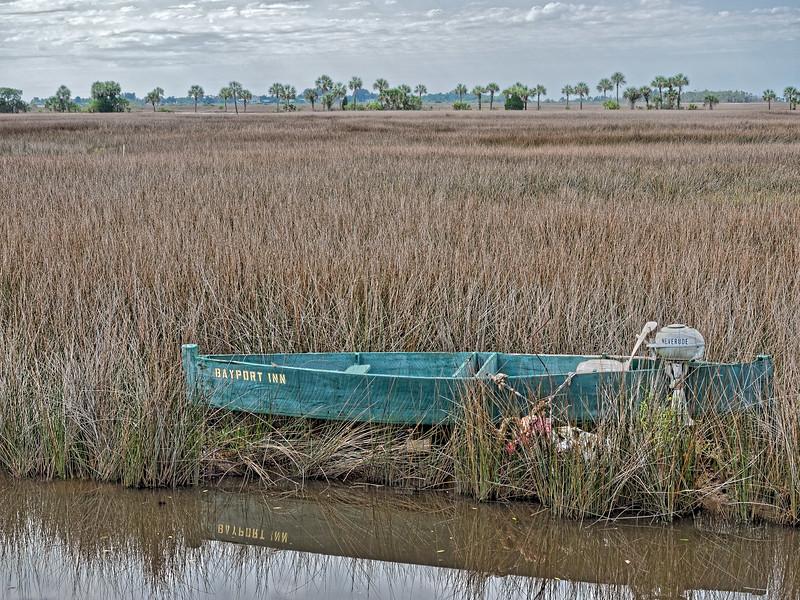 Bayport Inn's Boat