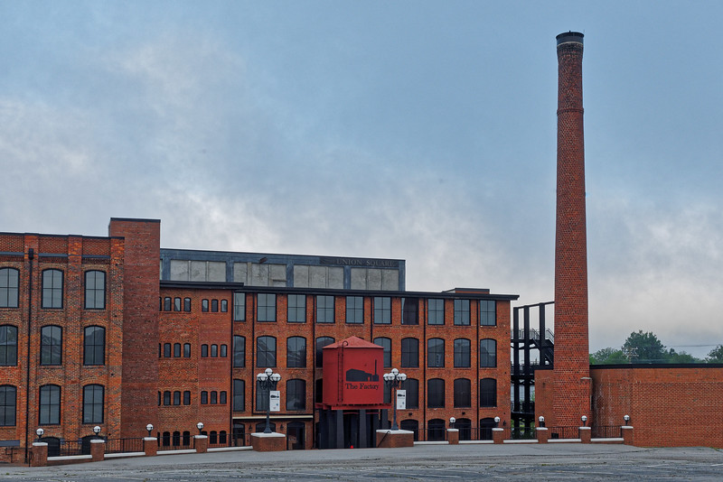 "High Point ""The Factory"" Building"