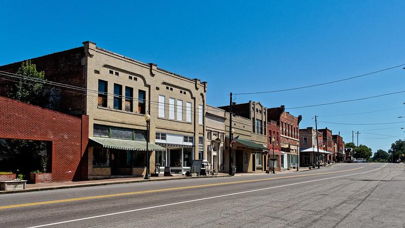 Downtown, Stevenson, Alabama
