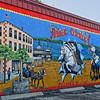 Annie Oakley Mural