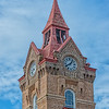 Tower of Newberry Opera House
