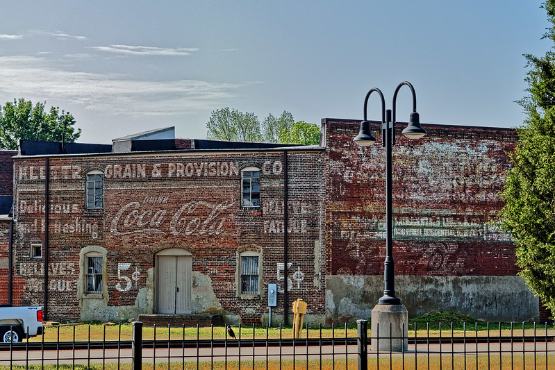 Five Cent Coca Cola in Salisbury