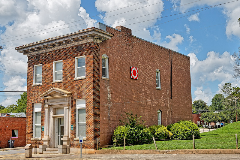 Old Franklinton Building