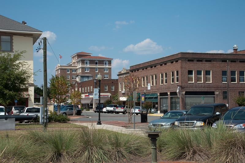 Downtown Waycross