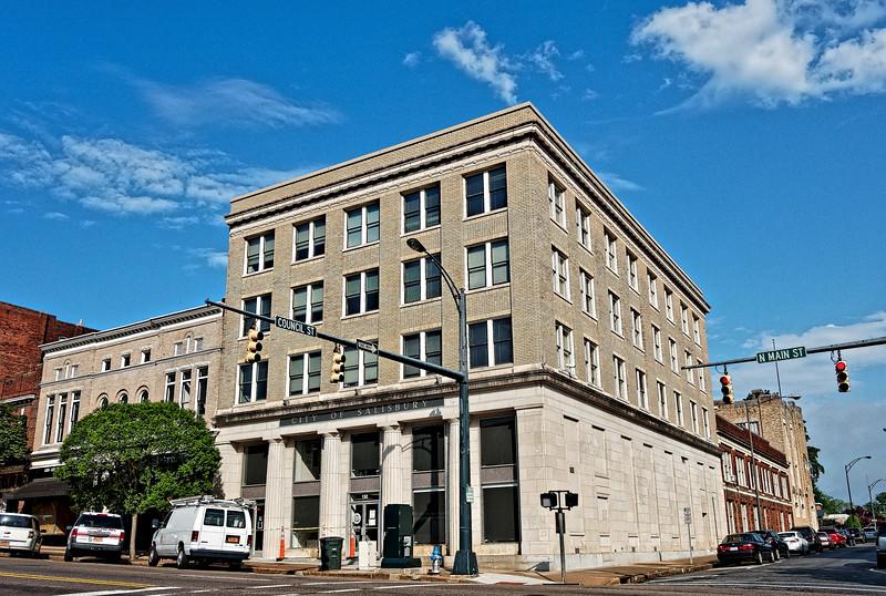 Salisbury City Offices