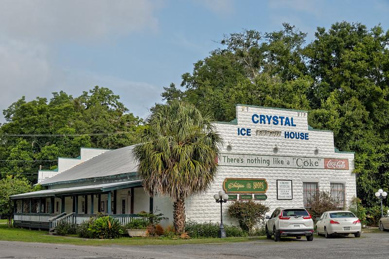 1925 Crystal Ice House