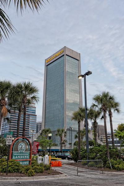 The Wells Fargo Center, Jacksonville