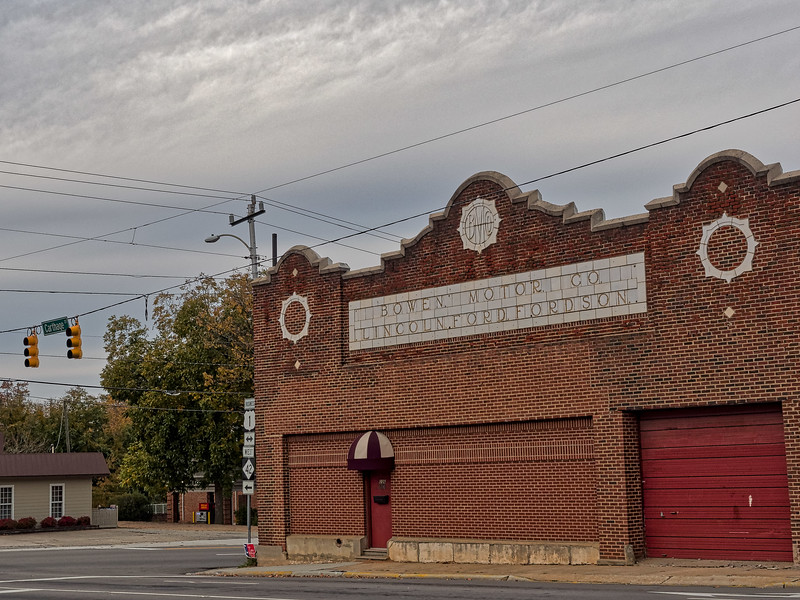 Old Bowen Motor Company Building