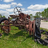Antique Tractor in Waldo Florida