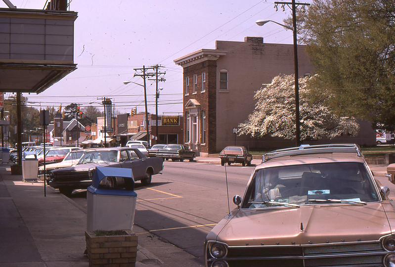 Franklinton, North Carolina, 1975