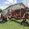 Antique Tractor in Waldo