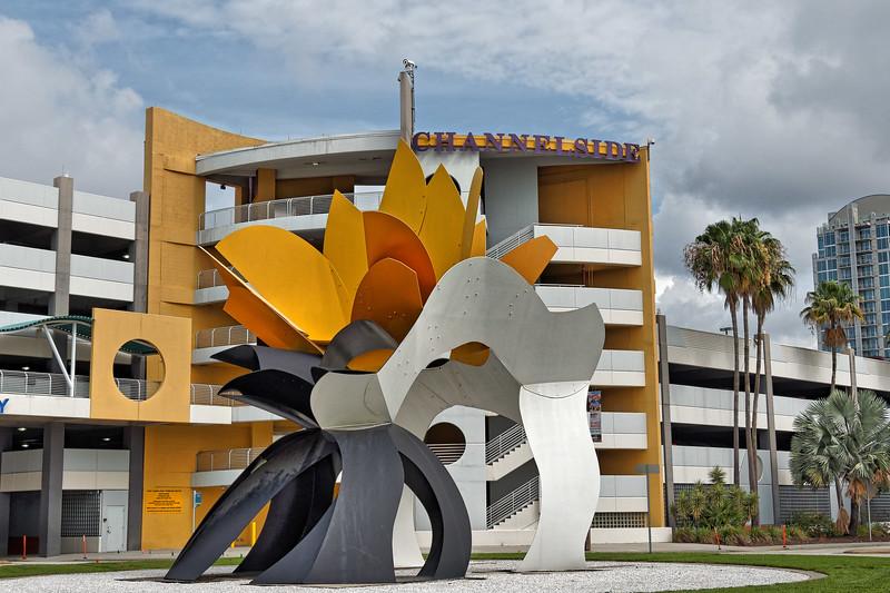 Sculpture by George Sugarman: