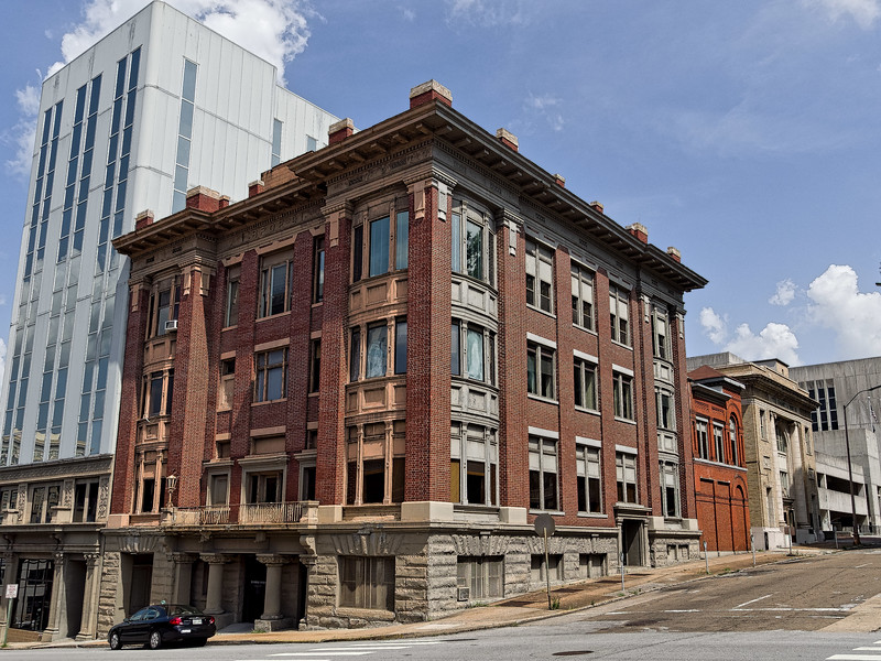 Chattanooga Benevolent and Protective Order of  Elks Building