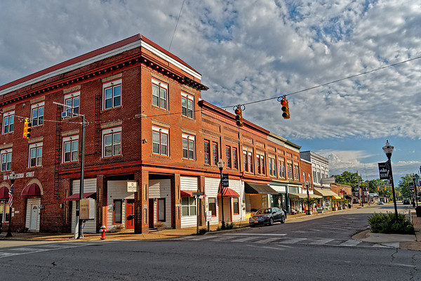 Downtown Selma, North Carolina