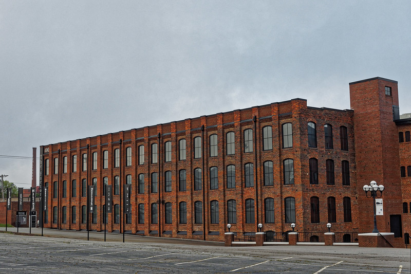 The Factory Building