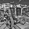 Antique McCormick Deering Tractor in Waldo Florida