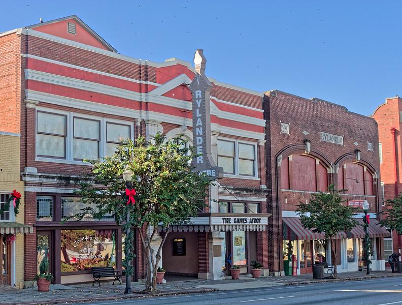 Americus Rylander Theatre