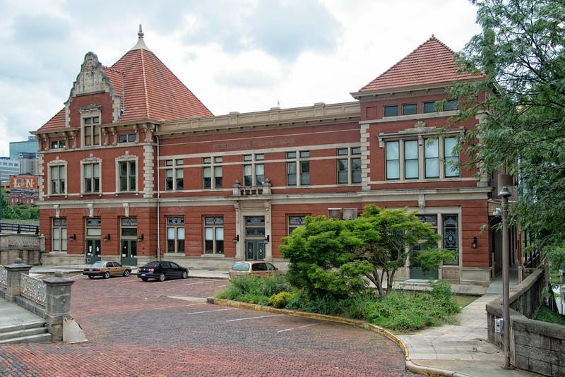 Louisville and Nashville Station