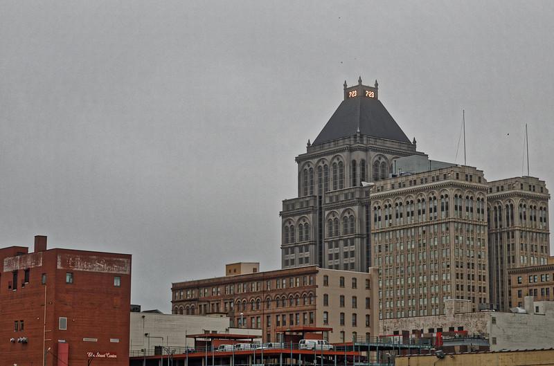 Greensboro's Skyline and Jefferson Standard Building