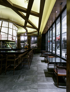 San Jose Interior Architecture Photography - Din Tai Fung