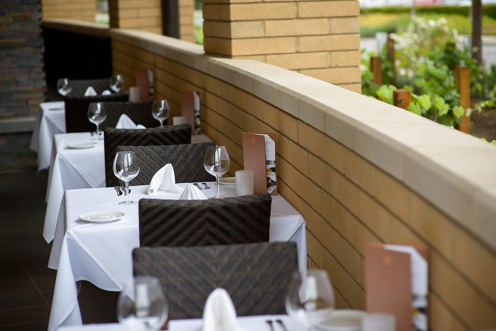 Flemingu0027s Steakhouse   Patio (Restaurant Architecture Photography) @ Palo  Alto, California