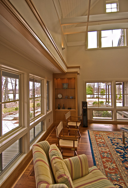 Addition by Chesapeake Associated Architects, Chestertown