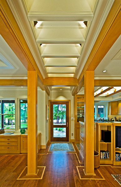 Designed by Chesapeake Associated Architects, Chestertown